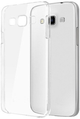 YO SWANK Back Cover for SAMSUNG Galaxy E7 Transparent, Silicon