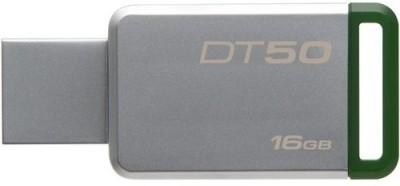 Kingston DT50 16 GB Pen Drive Silver