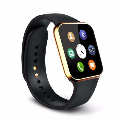 SYL Yezz Monte Carlo 55 LTE Golden Smartwatch(Brown Strap Free Size) at flipkart