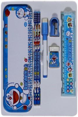 Toys Factory Toys Factory Doraemon Pencil Kit Rattle(Blue)