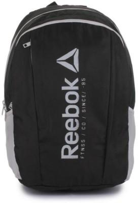 REEBOK Found 22 L Laptop Backpack(Black)