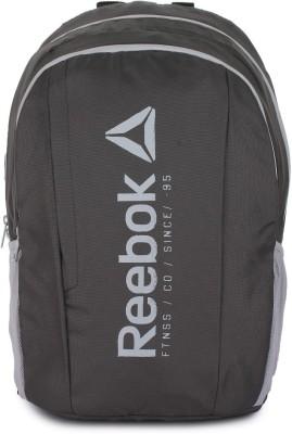 REEBOK Found 23 L Laptop Backpack(Black)