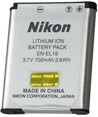 Nikon EN-EL19 Camera Lithium-ion(Yes)