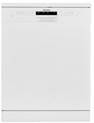 Siemens SN26L201IN Free Standing 12 Place Settings Dishwasher