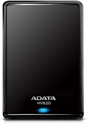 Adata HV620 2.5 inch 1 TB External Hard Drive(Black)