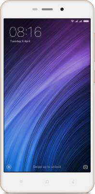 Redmi 4A (3GB | 32GB) (Now ₹6,999)
