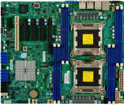 Supermicro X9DRL-3F Motherboard
