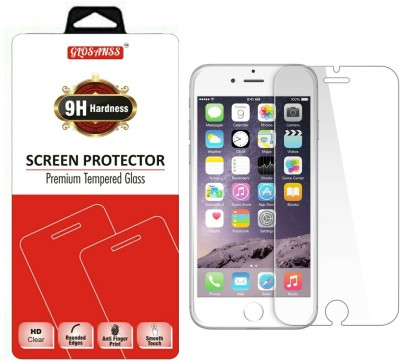 glosanss Tempered Glass Guard for iphone 5se, Apple iPhone 5s, 100% Genuine Real Tempered Glass With, 2.5 D, 0.33mm thin, 9 H , and 8 Others Features