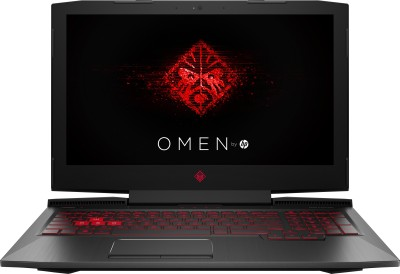 HP Omen Core i7 7th Gen - (16 GB/1 TB HDD/128 GB SSD/Windows 10 Home/6 GB Graphics) 15-ce074TX Gaming Laptop(15.6 inch, SHadow Black, 2.6 kg)