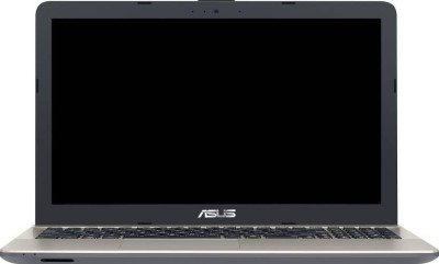 Asus X SERIES Core i3 6th Gen - (4 GB/1 TB HDD/DOS/4 GB Graphics) X541UA-DM1295D Laptop(15.6 inch, Black, 2.5 g)