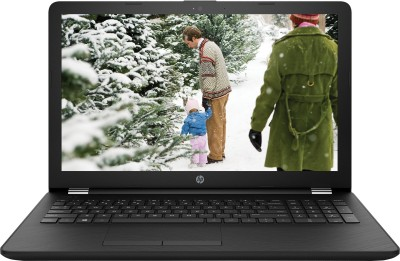 HP APU Dual Core A9 - (4 GB/1 TB HDD/Windows 10 Home/2 GB Graphics) 15q-by002AX Laptop(15.6 inch, SParkling Black, 2.1 kg)