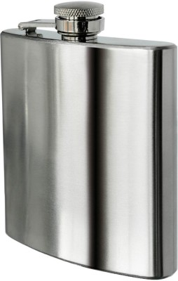 Anything & Everything STAINLESS STEEL Hip Flask(07 ml)  available at flipkart for Rs.199