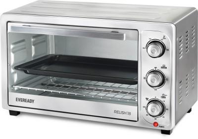 Eveready 18-Litre Relish 18 Oven Toaster Grill (OTG) at flipkart