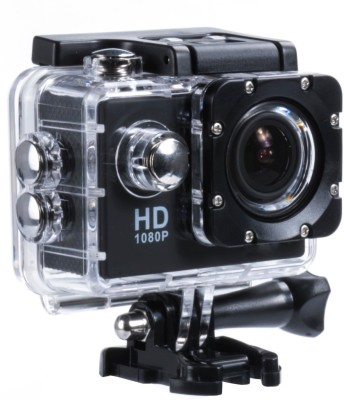 View IO Gear SA IO-28 Waterproof, Dirtproo Sports and Action Camera(Multicolor 12) Price Online(IO Gear)