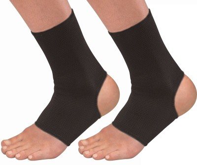 bloomun Ankle Guard Ankle Support (Free Size, Black)  available at flipkart for Rs.210
