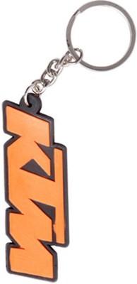 Confident 01 Ktm Bike Logo Key Chain(Multicolor)  available at flipkart for Rs.159