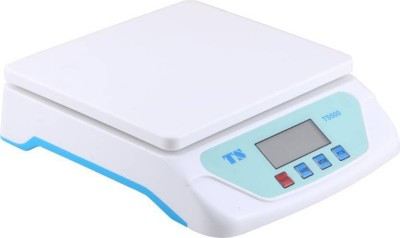 Sadarbazaarsales.Com. Back Light TS-500v 25 kg With Adaptor, Tare Digital Multi-Purpose Kitchen Weighing Scale(Multicolor) at flipkart