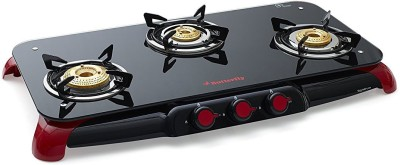 5ac21996a Butterfly Signature 4 Burner Glass Manual Gas Stove 4 Burners Best ...