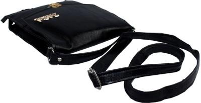 SPERO Girls Black Messenger Bag SPERO Bags, Wallets   Belts