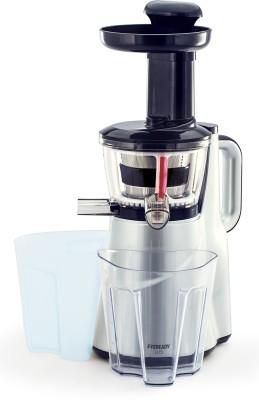 Eveready LIIS Slow Juicer 150 W Juicer(Black and Silver, 1 Jar)