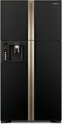 Hitachi R-W720FPND1X 638L Side by Side Refrigerator