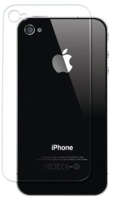 Anishop Tempered Glass Guard for Apple iPhone 4(Pack of 1)