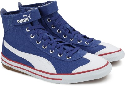 Puma 917 FUN Denim DP Canvas Shoes b0c78f8f9