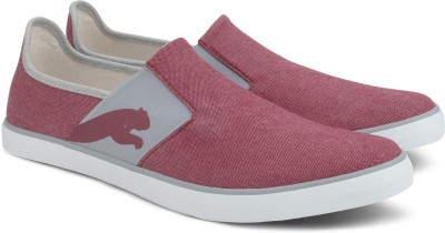 8815f35708b 10% OFF on Koxko Lazy Slip On Sneakers For Men(Maroon) on Flipkart ...