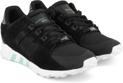 ADIDAS ORIGINALS EQT SUPPORT RF W Running Shoes For Women Black ADIDAS ORIGINALS Casual Shoes