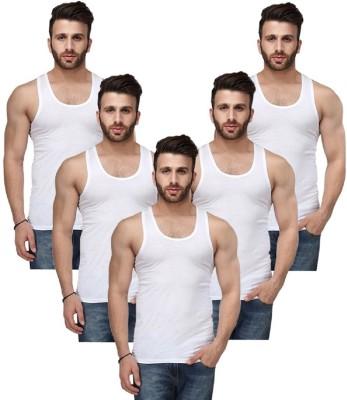RUPA JON Men Vest(Pack of 5)