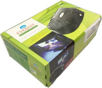 Everest stabilizer LED tv ELS 100 32 72 inches Voltage Stabilizer Black Everest Voltage Stabilizers