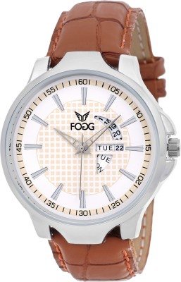 Fogg 1090-BR  Analog Watch For Unisex