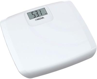 NOVA ultra Lite Digital Weighing Scale White NOVA Weighing Scales