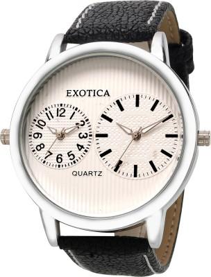 Exotica Fashions RB-EF-55-Dual-LS-W  Analog Watch For Men