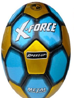 Speed Up X Force Football -   Size: 5(Pack of 1, Multicolor)