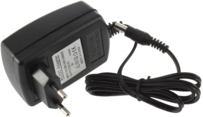 FOX MICRO Power Adaptor DC 12V 1A Input 100v-240v volts SMPS Power Supply Amp Gaming Adapter(Black, For PC)  available at flipkart for Rs.399