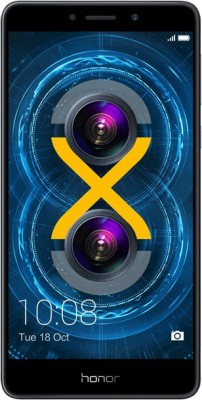 Honor 6X 64GB Grey Mobile