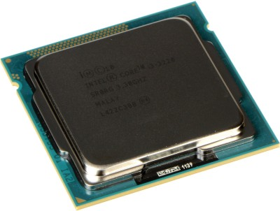 Intel 3.3 GHz LGA 1155 intel i3 3220(oem packed) Processor(MULTY)  available at flipkart for Rs.4500