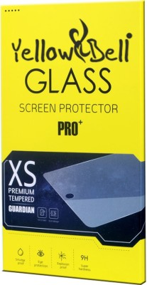 Yellow Bell 4D Tempered Glass for Mi Redmi 3s Prime