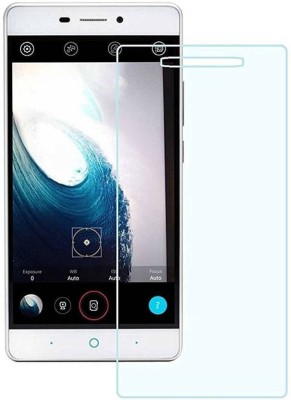 S Softline Tempered Glass Guard for Reliance Lyf Water 8 Pack of 1