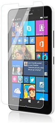 Case Creation Tempered Glass Guard for Nokia Lumia 640XL 5.7 inch(Pack of 1)