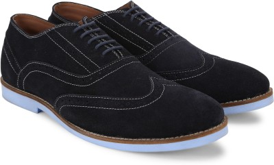 Swiss Military Corporate Casual For Men(Blue) at flipkart