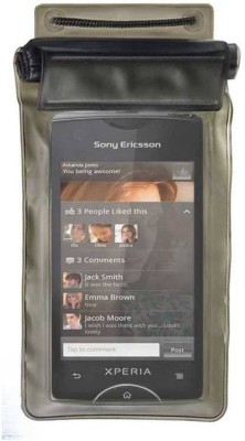 ACM Pouch for Sony Ericsson Xperia Ray St18i(Black, Waterproof, Flexible Case)