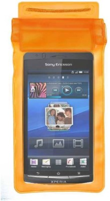 ACM Flip Cover for Sony Ericsson Xperia Arc S Lt18i(Blue, Cases with Holder, Artificial Leather)