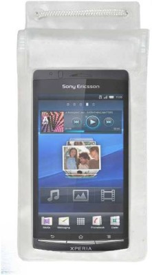 ACM Pouch for Sony Ericsson Xperia Arc S Lt18i(Transparent, Waterproof, Silicon)