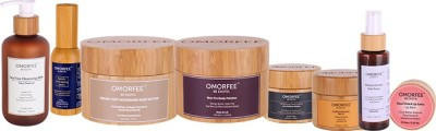 Omorfee Exotic Beauty Care Gift Combo Pack(Set of 8)