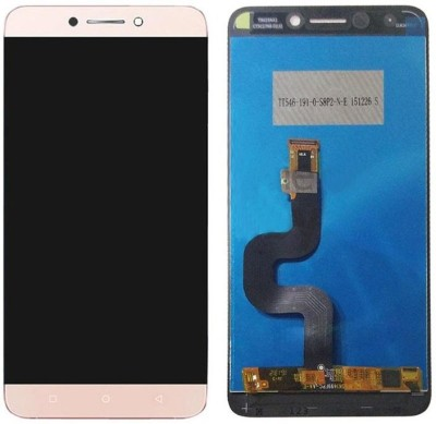 Furious3D IPS LCD Mobile Display for(With Touch Screen Digitizer, White)