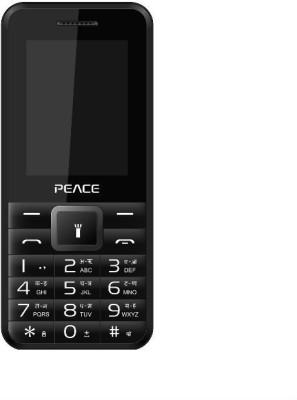 Peace Slim(Black) 1