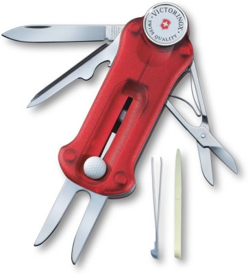 Image of Victorinox Golf Tool Red Multi-utility Knife(Red)