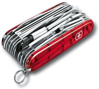Victorinox Swiss Champ XLT 50 Swiss Army Knife(Red)